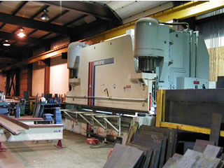 Pacific K-Series Press Brake