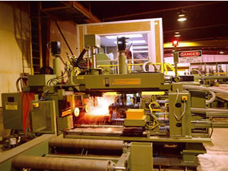 CNC Structural Steel Burning System